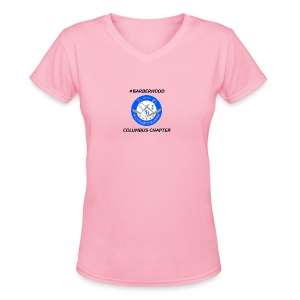 SB Columbus Chapter - Women's V-Neck T-Shirt