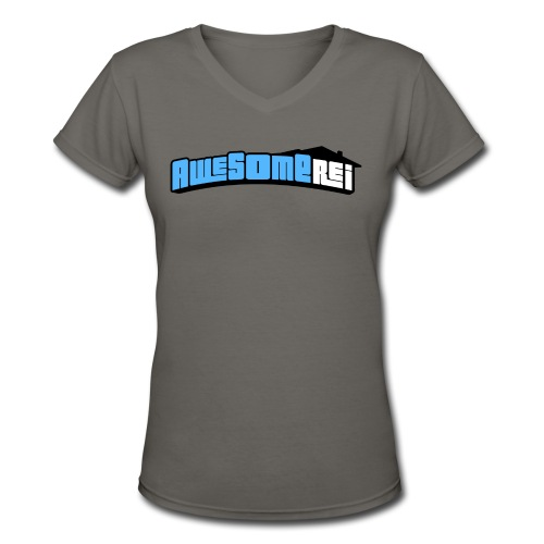 Awesome REI T-Shirt - Women's V-Neck T-Shirt