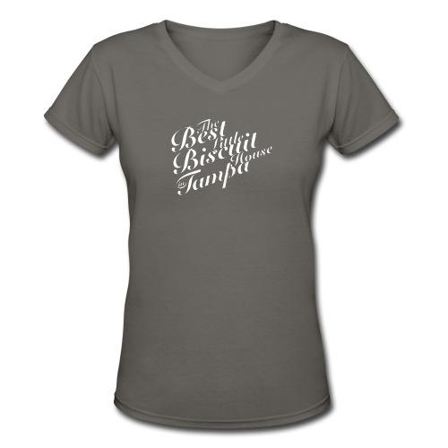 Test shirt 1 - Women's V-Neck T-Shirt