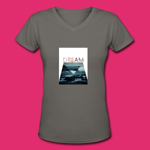 Perspective - Women's V-Neck T-Shirt