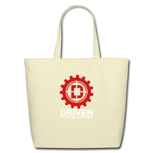 Stacked Logo - Eco-Friendly Cotton Tote