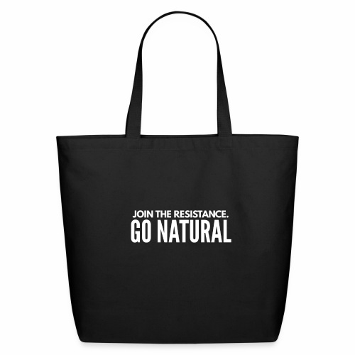 Join the resistence - Eco-Friendly Cotton Tote