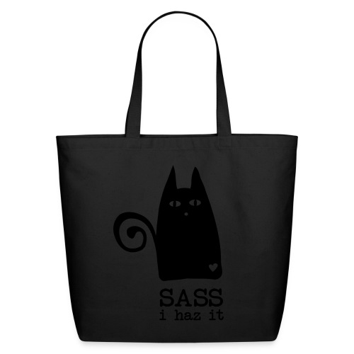 maddie cat shirt - Eco-Friendly Cotton Tote