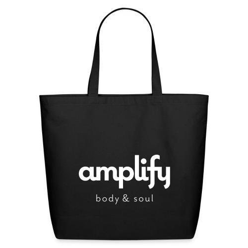 amplify logo - Eco-Friendly Cotton Tote