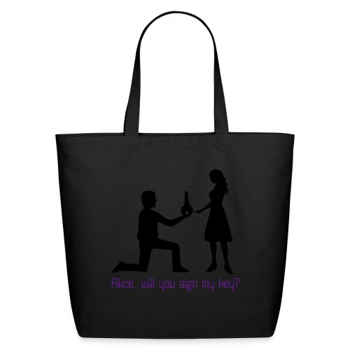 The Proposal - Eco-Friendly Cotton Tote