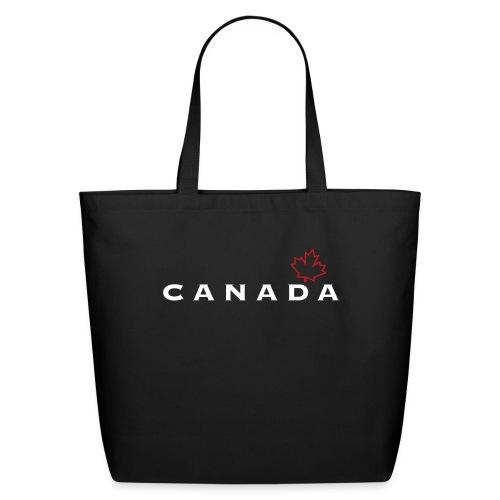 Canada - Eco-Friendly Cotton Tote