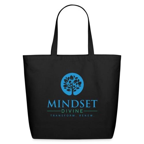 Mindset Divine logo 01 - Eco-Friendly Cotton Tote