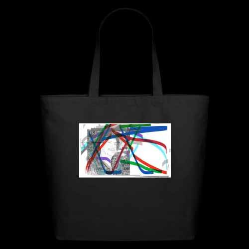 scotts art - Eco-Friendly Cotton Tote