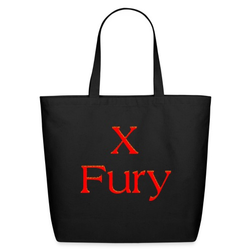 X Fury - Eco-Friendly Cotton Tote