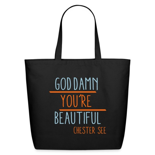 gdybbluered - Eco-Friendly Cotton Tote