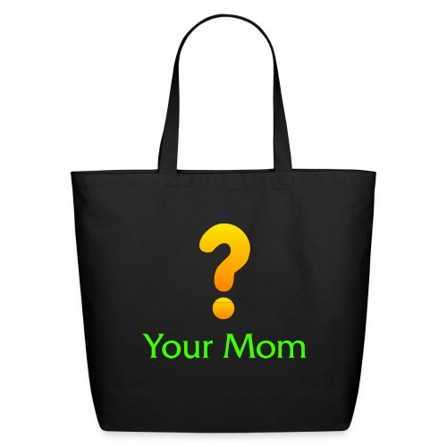 Your Mom Quest ? World of Warcraft - Eco-Friendly Cotton Tote