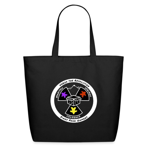 Pikes Peak Gamers Convention 2019 - Accessories - Eco-Friendly Cotton Tote