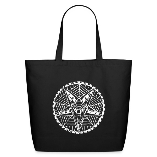 Corpsewood Baphomet - Eco-Friendly Cotton Tote