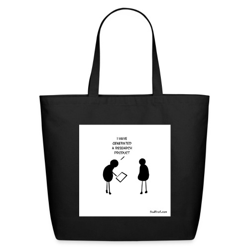 Research Product - Eco-Friendly Cotton Tote
