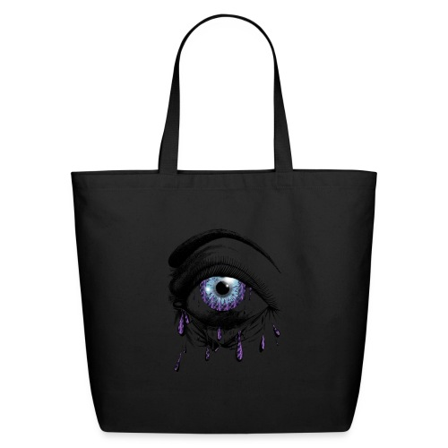 Lightning Tears - Eco-Friendly Cotton Tote