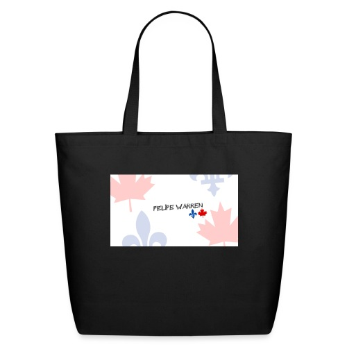 Logo do Canal - Eco-Friendly Cotton Tote