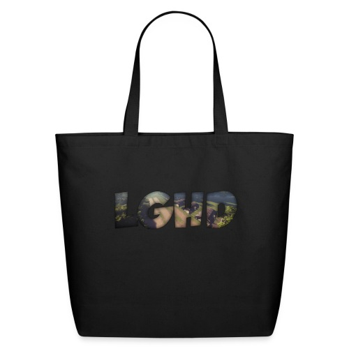 LGHD Rust Name png - Eco-Friendly Cotton Tote