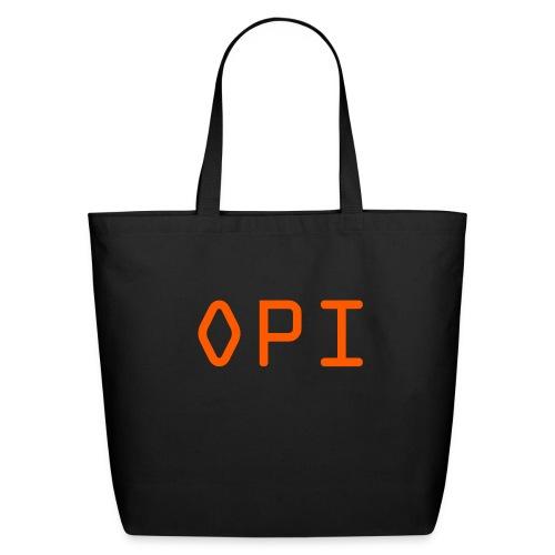 OPI Shirt - Eco-Friendly Cotton Tote