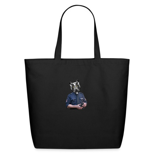 wolf police - Eco-Friendly Cotton Tote