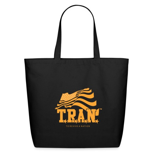 TRAN Gold Club - Eco-Friendly Cotton Tote