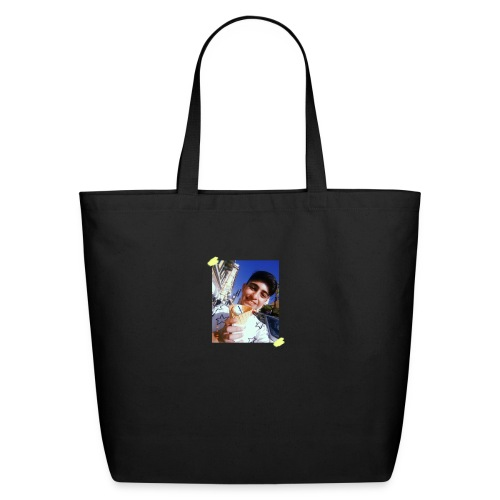 WITH PIC - Eco-Friendly Cotton Tote