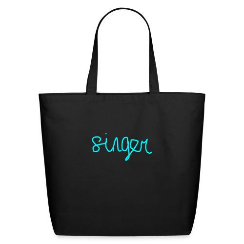 SINGER - Eco-Friendly Cotton Tote