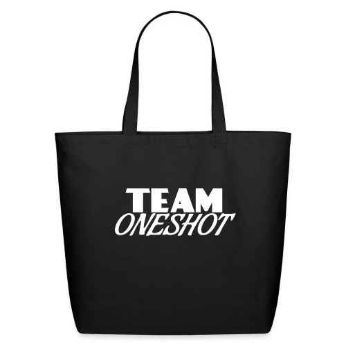 Team One Shot - All Colours - Eco-Friendly Cotton Tote