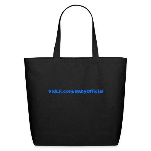 Baby VidLii Link - Eco-Friendly Cotton Tote