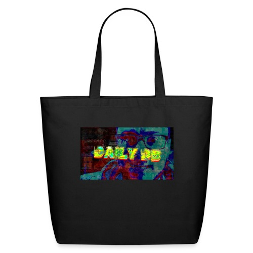 The DailyDB - Eco-Friendly Cotton Tote