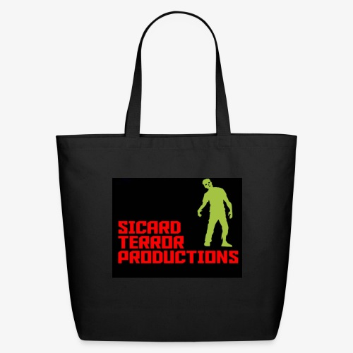 Sicard Terror Productions Merchandise - Eco-Friendly Cotton Tote