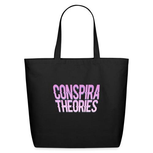 Women's - ConspiraTheories Official T-Shirt - Eco-Friendly Cotton Tote