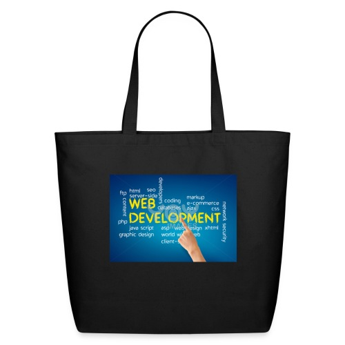 web development design - Eco-Friendly Cotton Tote