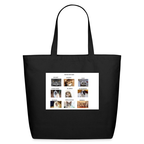 MOOD BOARD - Eco-Friendly Cotton Tote