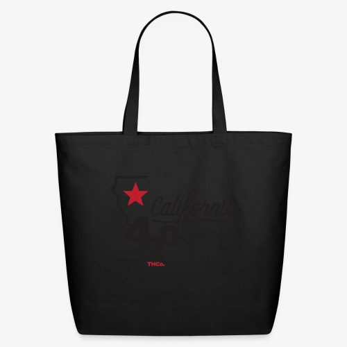 California 420 - Eco-Friendly Cotton Tote