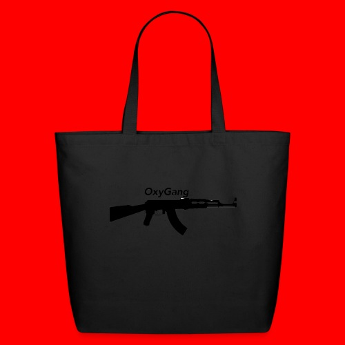 OxyGang: AK-47 Products - Eco-Friendly Cotton Tote