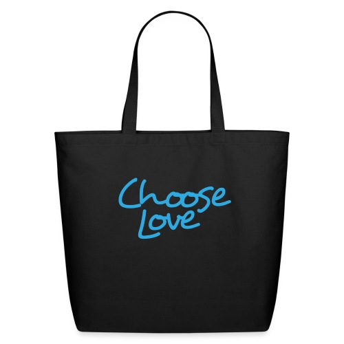 Logo + Choose Love - Eco-Friendly Cotton Tote