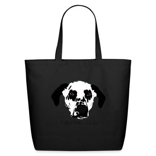 Dalmatian Mom - Eco-Friendly Cotton Tote