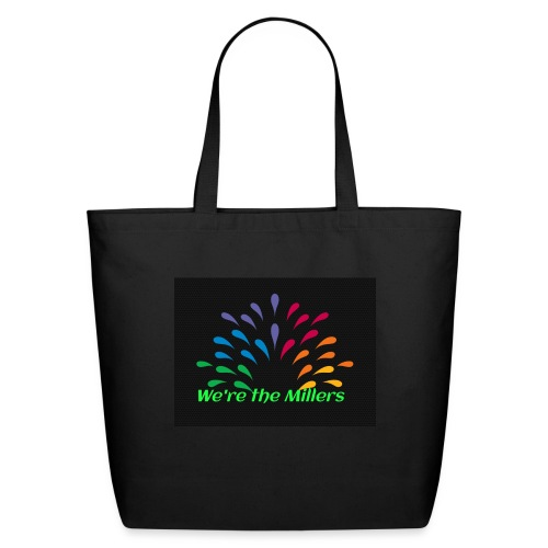 We're the Millers logo 1 - Eco-Friendly Cotton Tote