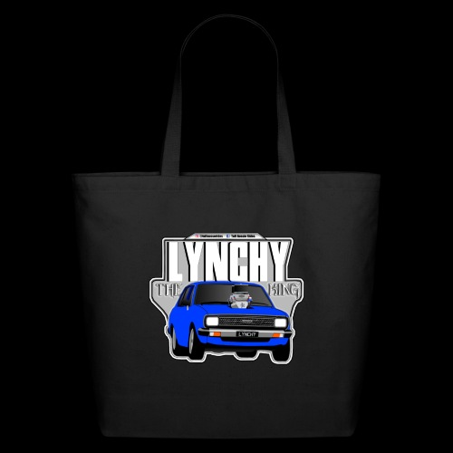 LYNCHY (THE KING) - Eco-Friendly Cotton Tote