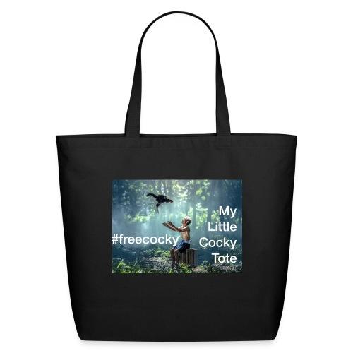 Free Cocky Tote Bag - Eco-Friendly Cotton Tote