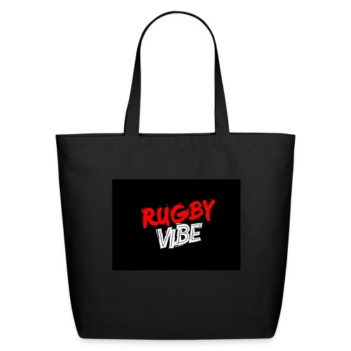 Rugby Vibe 1.0 - Eco-Friendly Cotton Tote