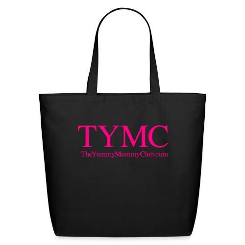 TYMC_LOGO - Eco-Friendly Cotton Tote