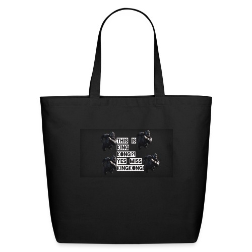 KINGKONG! - Eco-Friendly Cotton Tote