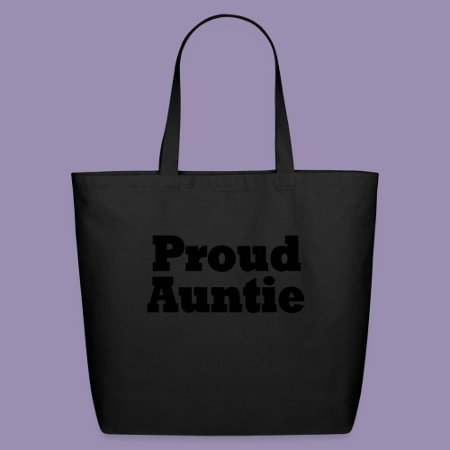 Proud Auntie - Eco-Friendly Cotton Tote