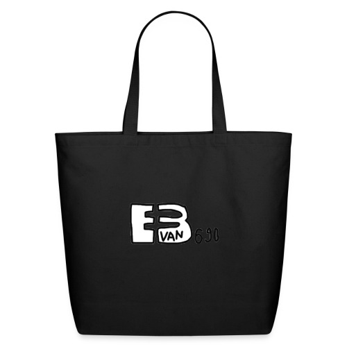 Evan3690 Logo - Eco-Friendly Cotton Tote