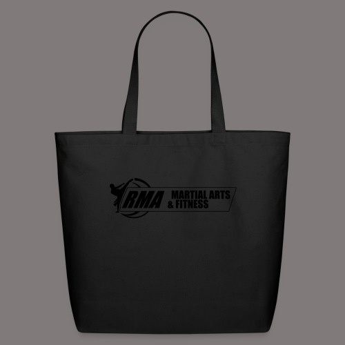RMA-full-logo-Front-1clr- - Eco-Friendly Cotton Tote