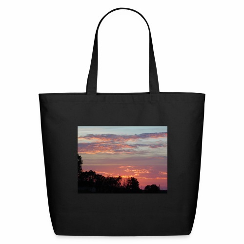 Sunset of Pastels - Eco-Friendly Cotton Tote