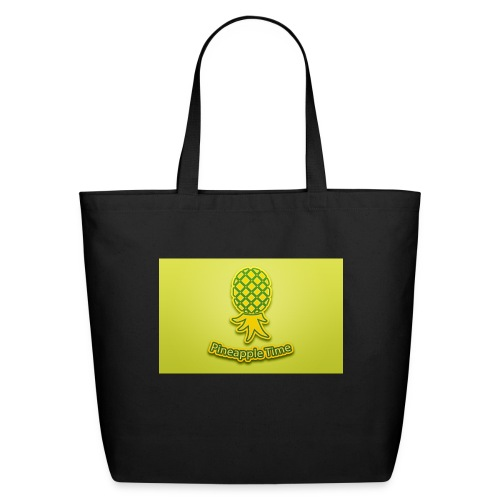 Swingers - Pineapple Time - Eco-Friendly Cotton Tote