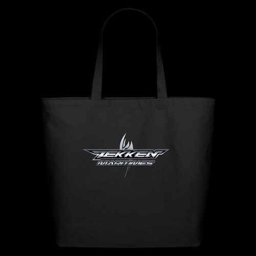 Tekken Maritimes Logo transparent - Eco-Friendly Cotton Tote