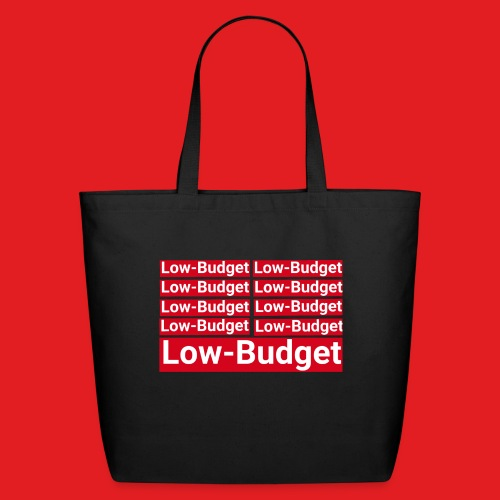 Ultra Low-Budget Accessories - Eco-Friendly Cotton Tote